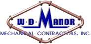 W.D. MANOR MECHANICAL CONTRACTORS, INC.